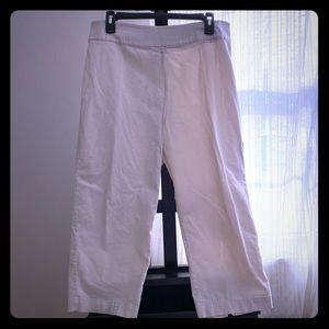 Chico's Capri Pants in Khaki